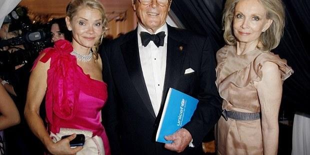 Sir Roger's stepdaughter Christina Knudsen dies of cancer