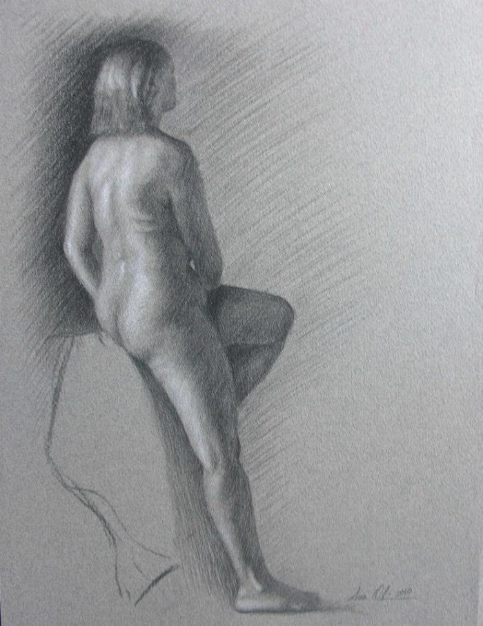 Таинственные картины. Aixa Oliveras