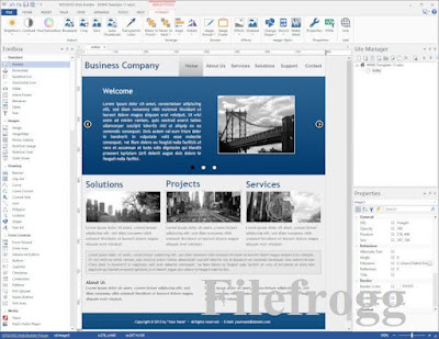 WYSIWYG Web Builder 11 Full