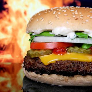 Tasty Cheeseburger Dinner