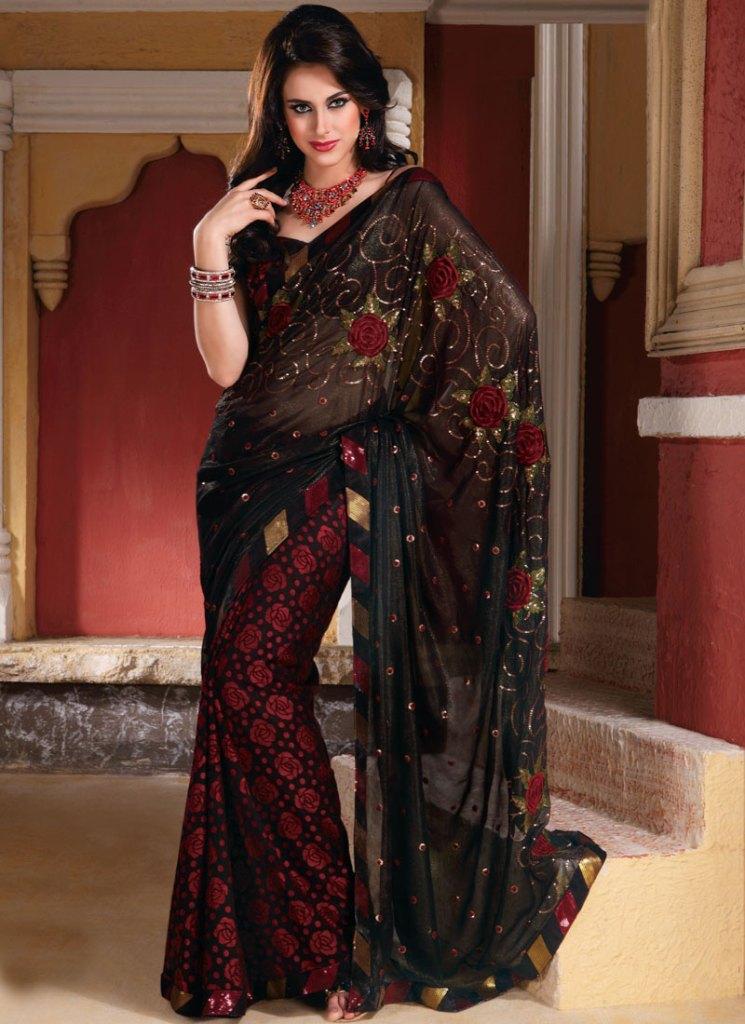 Latest Design Ladies: G Fashion Love: Latest Saree Designs For Pakistani Women