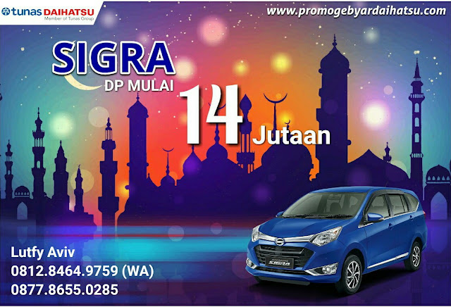 Promo Kredit Sigra Dp Murah 2018 Jakarta