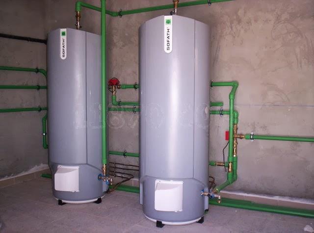 Acumuladores calderas valencia presupuesto gratis - Acumulador de agua electrico ...