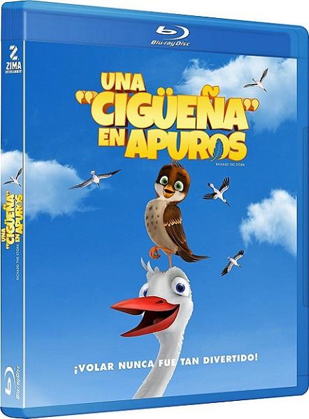 A Stork's Journey (Una Cigüeña en Apuros/Richard, La Cigüeña) (2017) 720p y 1080p BDRip mkv Dual Audio AC3 5.1 ch