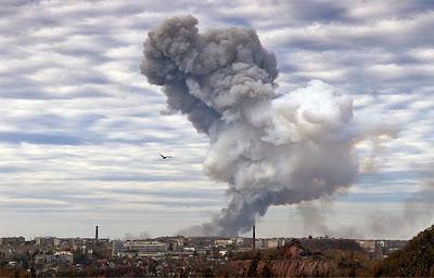 Ukraine / Donbass : intensification des combats au nord de Lugansk, à Donetsk et sur Volnovakha