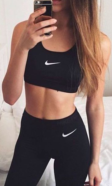 Best Outfit Ideas With Nike Outfits #nike #outfits
