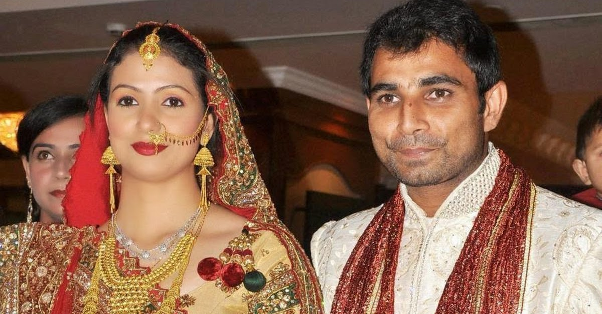 Mohammed Shami  Wife Hasin Jaha Photos - 1 Pics-1199