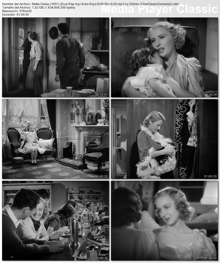 Imagenes de la película:  Stella Dallas | 1937