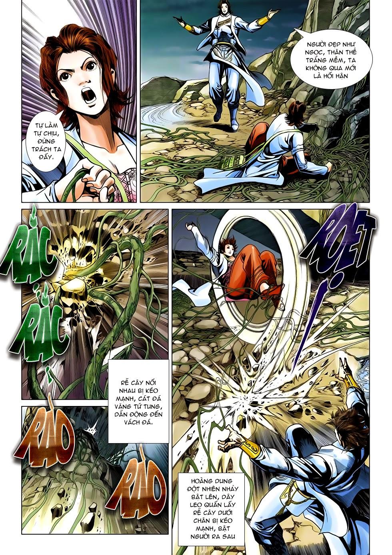 Anh Hùng Xạ Điêu anh hùng xạ đêu chap 54: kiếp hậu dư sinh thiến nữ kỳ mưu trang 14