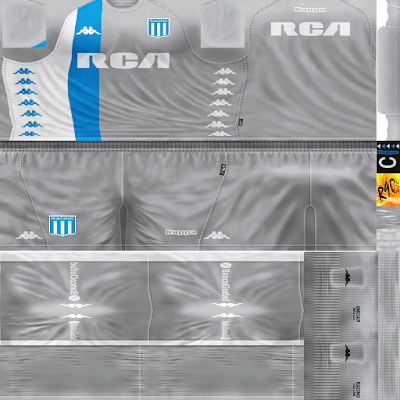 PES 6 Kits Racing Club Season 2018/2019 by Rodry90 Kitmaker