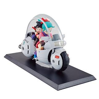 Desktop Real McCoy 06 Goku y Bulma - Megahouse