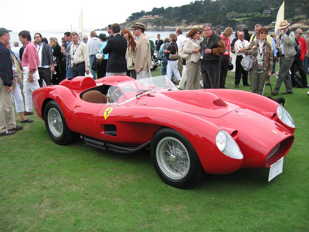 Cars News Images 1957 Ferrari Testarossa