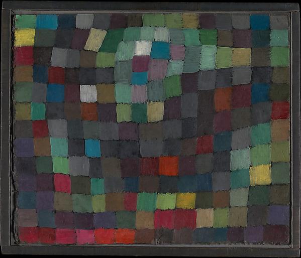 the met painting paul klee