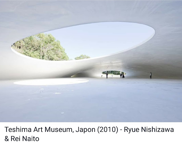 bảo tàng Teshima art museum