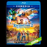 Escalofríos 2: Una noche embrujada (2018) HD BDREMUX 1080p Latino