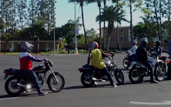What to Look for in a Motorcycle Safety Course