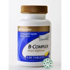 B-COMPLEX SHAKLEE