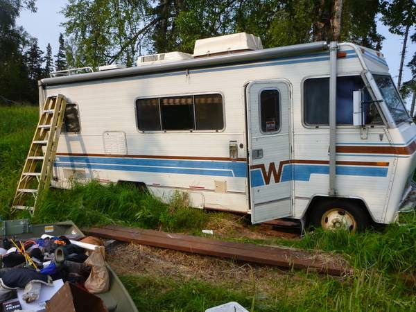 1979 Vogue Motorhome