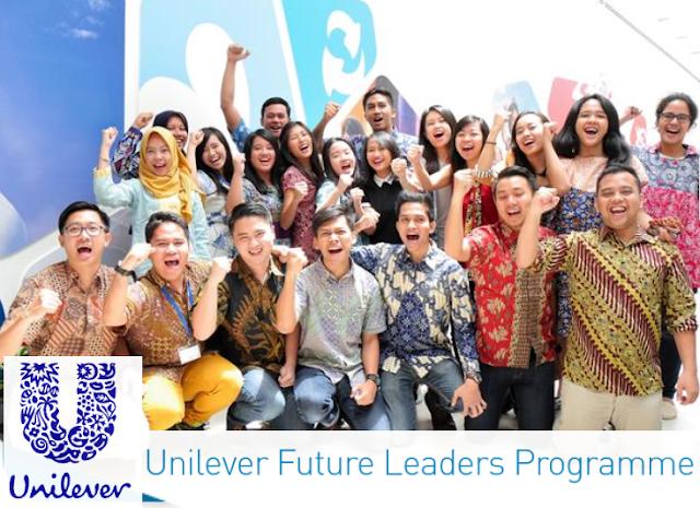 Lowongan Kerja Unilever Future Leaders Programme Maret 2017 (Fresh Graduate/ Experience)