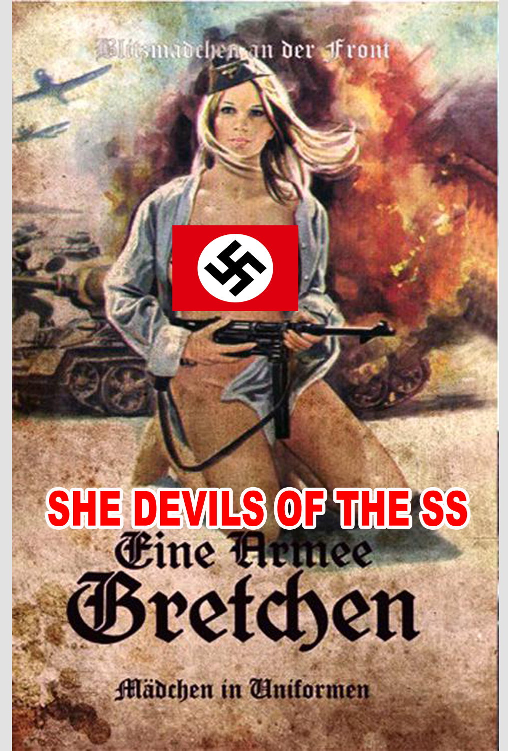 She devils of the ss (1973)