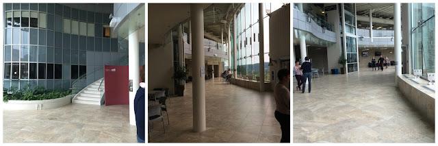 Grenfell Atrium