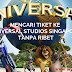 MENCARI TIKET KE UNIVERSAL STUDIOS SINGAPORE TANPA RIBET