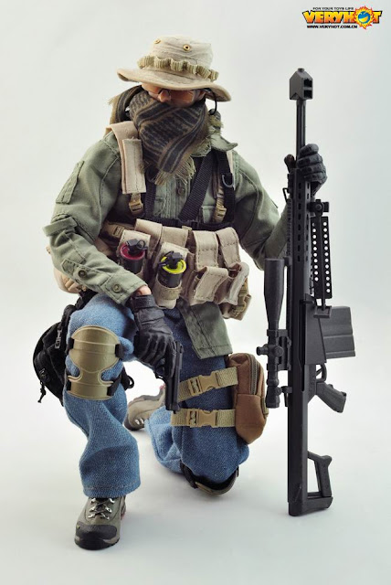 Toyhaven Veryhot 1 6 Scale Pmc Sniper Outfit Preview