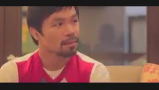 The uncut video of Manny Pacquiao's interview.