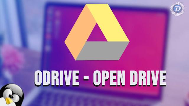 Como instalar o OpenDrive - Google Drive Client no Linux
