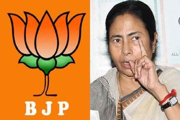 घोटाले में TMC सांसद अरेस्ट, ममता बनर्जी ने गुंडे भेजकर BJP वालों को पिटवाया, दफ्तर में तोड़ फोड़