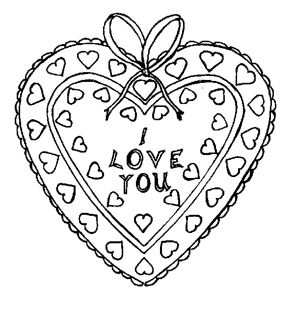 Free Printable I Love You Mom Coloring Pages for Kids  Happy