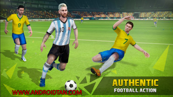 Soccer Star 2017 World Legend Mod Apk Full