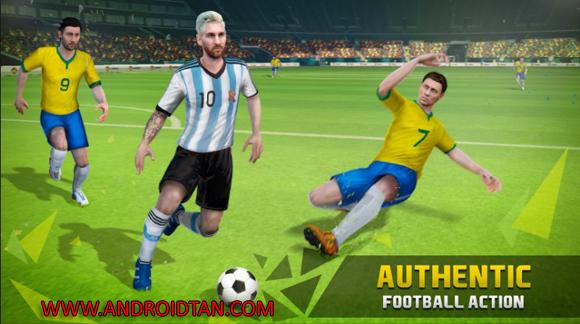 Soccer Star 2017 World Legend Mod Apk Full