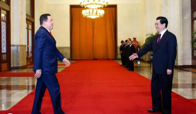 Los oscuros negocios del chavismo con China