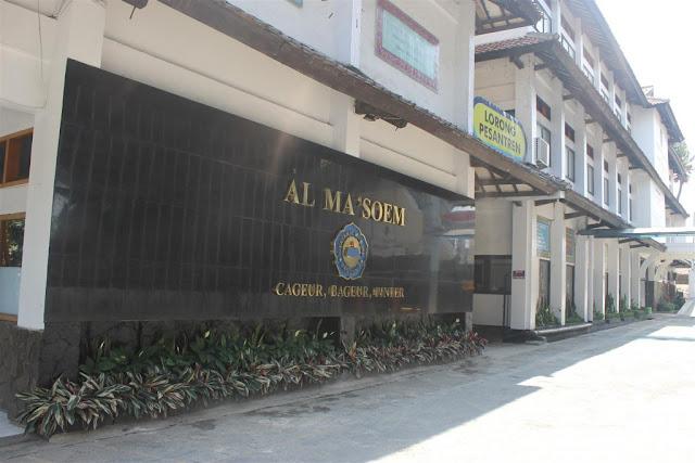 Pesantren Modern di Bandung Yayasan Pendidikan Al Ma'soem