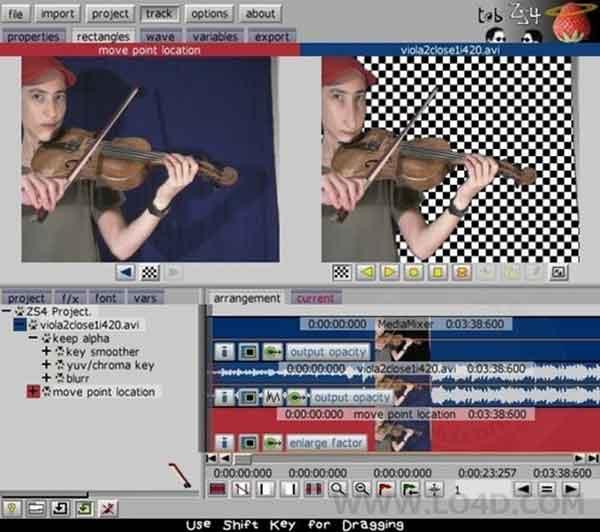 Software edit video terbaik yang bisa dicoba - Zs4 video editor