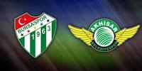 Bursaspor - Akhisarspor Canli Maç İzle 28 Nisan 2019