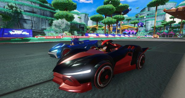 Team Sonic Racing (2019) PC Full Español