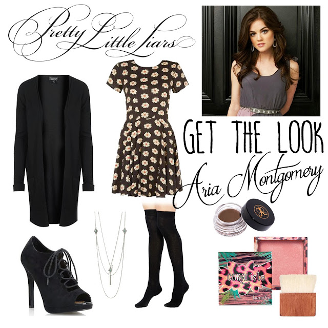 Pretty Little Liars  Get The Look  Aria Montgomery