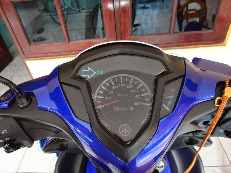 Memperbaiki Lampu Indikator Transmisi Gear Yg Mati Motor Jupiter Z1
