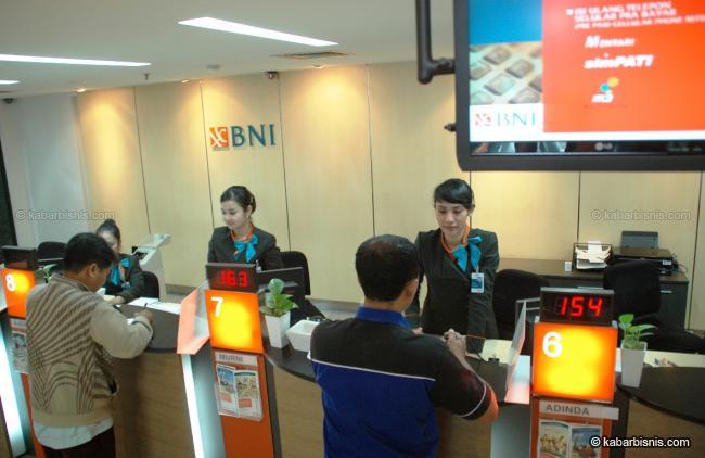 Kerja 2017 Terbaru dari Bank Negara Indonesia (BNI)