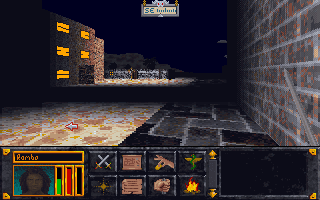 Super Adventures in Gaming: The Elder Scrolls: Arena (MS-DOS)