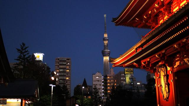 Tokyo Skytree Asakusa