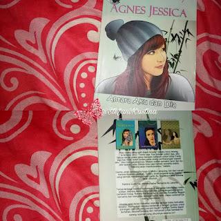 Review dan Jual Novel Agnes Jessica Antara Aku dan Dia