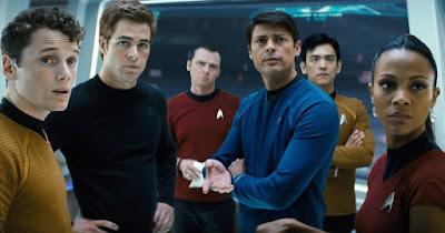 Star Trek movies cast