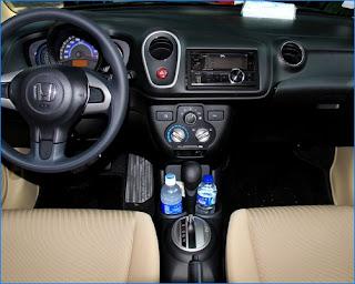 modifikasi interior honda mobilio