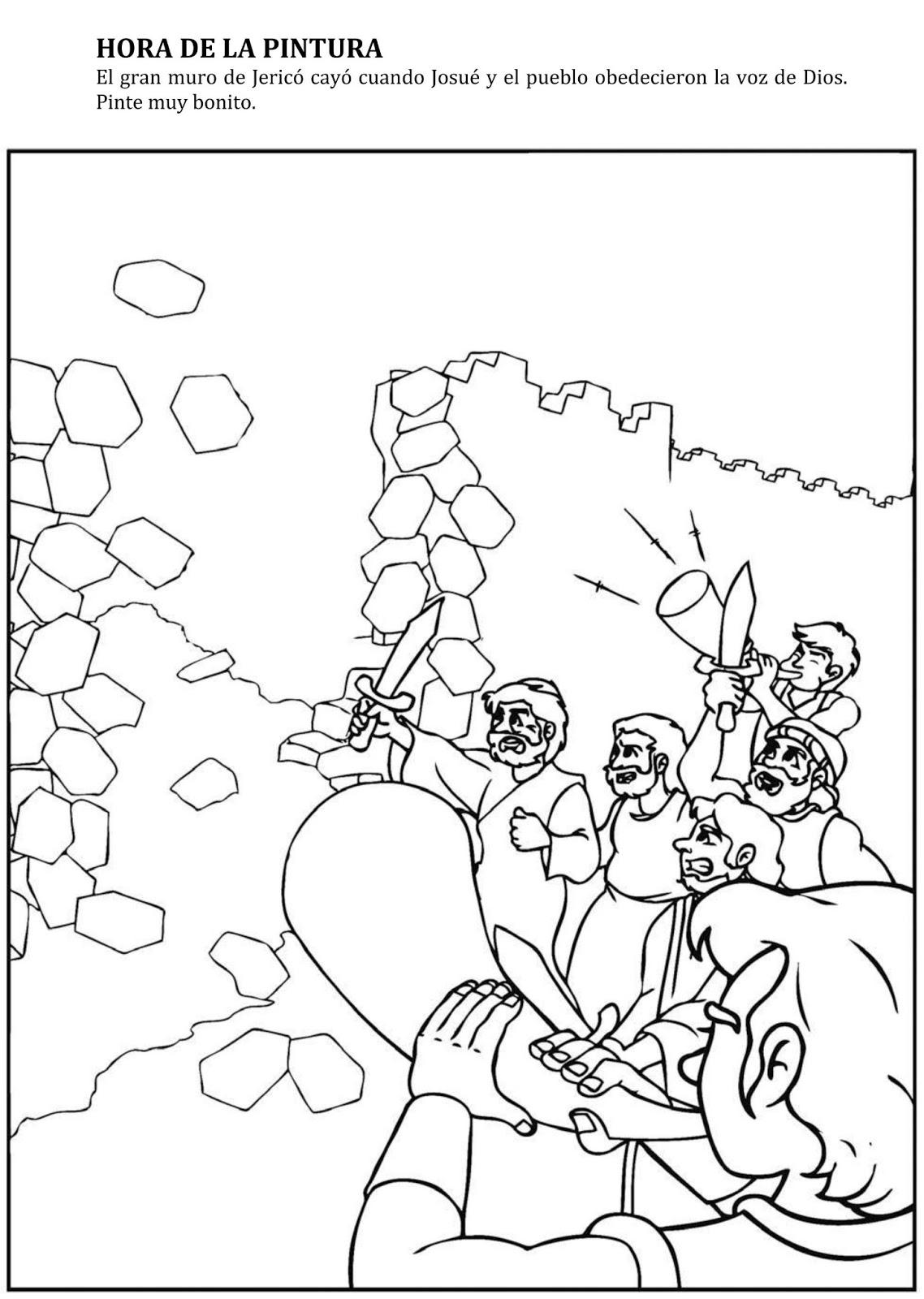 La Caida De Las Murallas De Jerico