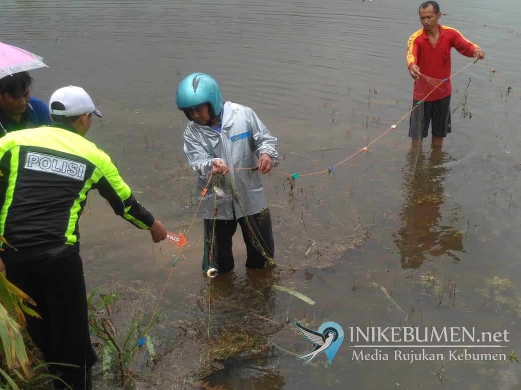 Nekat Menjala Ikan Saat Hujan Lebat, Warga Kutowinangun ini Tewas Tersambar Petir