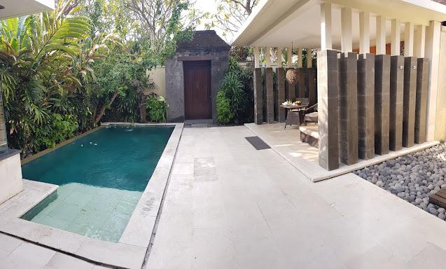 Mahagiri villas Sanur a Bali-Camera-esterno-piscina