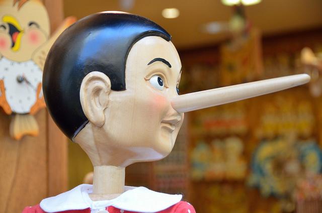 ピノキオの写真